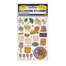 PASSOVER STICKERS TY-14353
