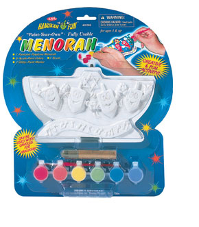 MENORA PAINT YOUR OWN 81965