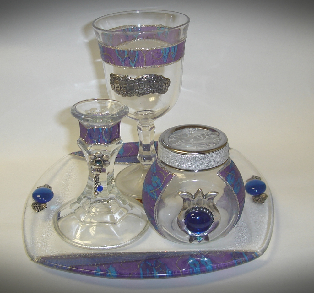 HAVDALAH SET GLASS LY613-4