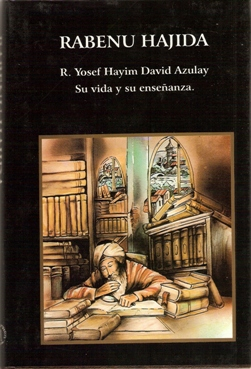 HAJIDA-YOSEF HAYIM DAVID AZULAY RAB.