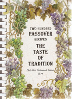 PASSOVER 200 RECIPES
